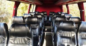 New Luxury Minibus